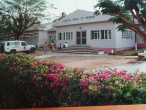 Chicuque Rural Hospital in Mozambique