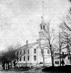 Old church 1837-1891